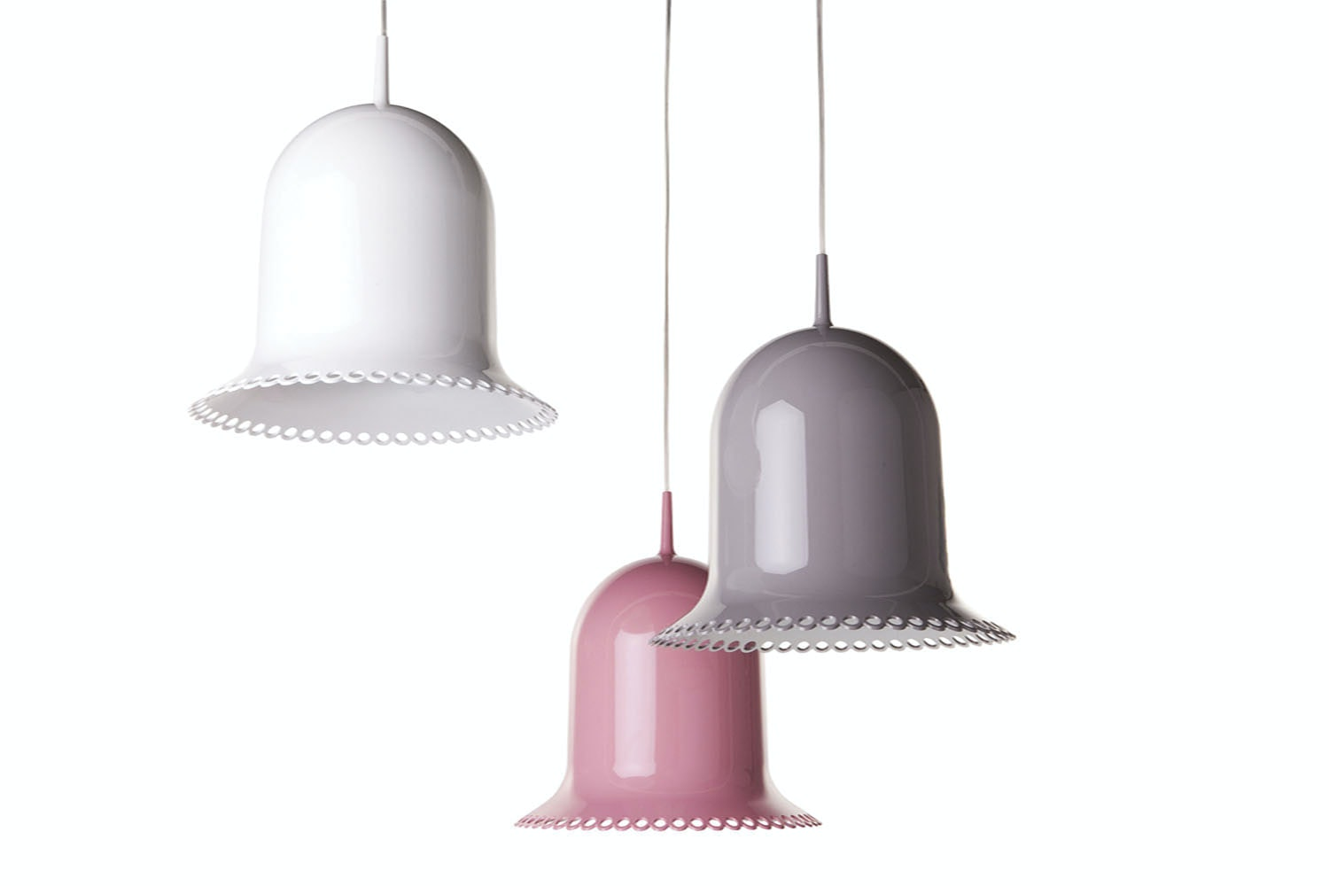 Lolita Suspension Lamp by Nika Zupanc for Moooi