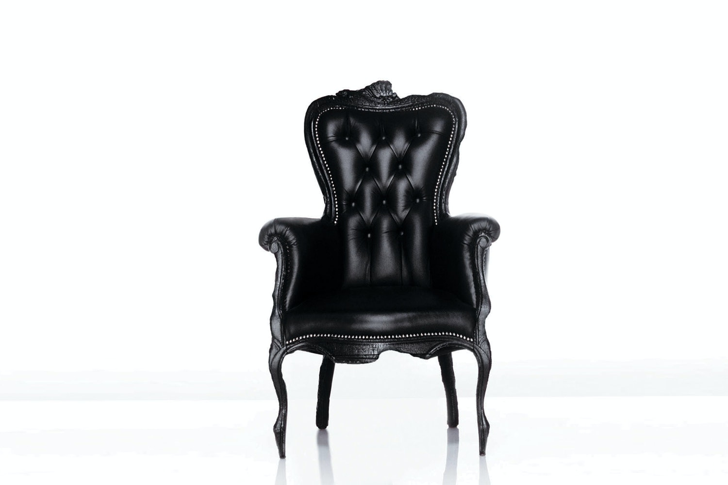 Smoke Chair by Maarten Baas for Moooi