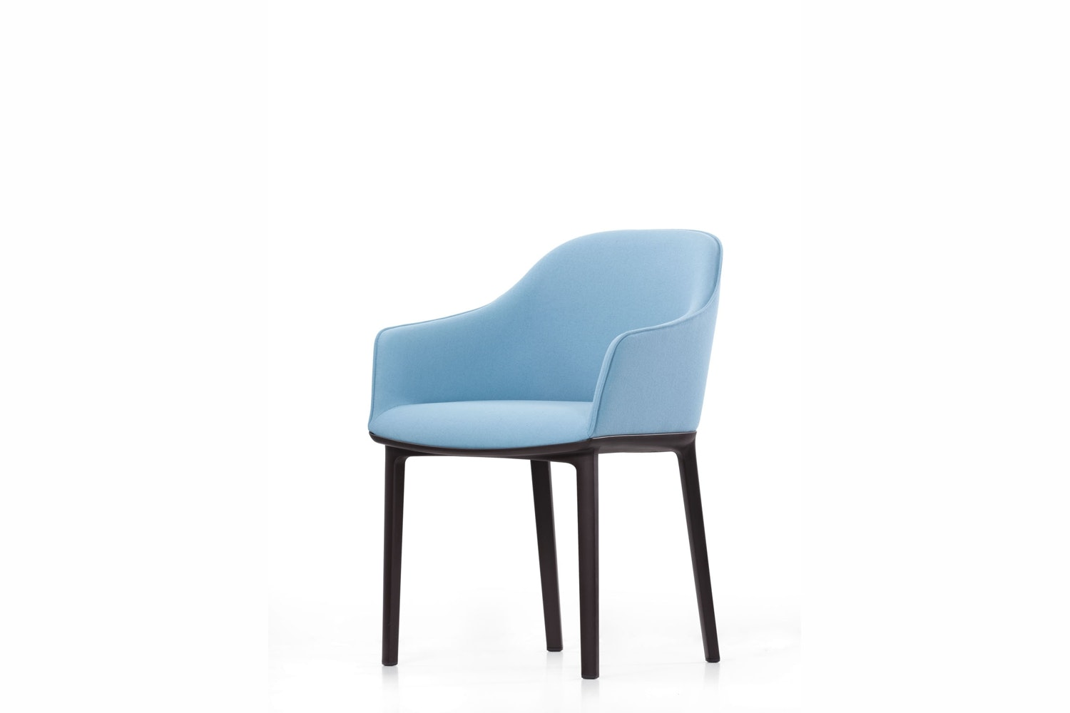 Softshell Chair by Ronan & Erwan Bouroullec for Vitra