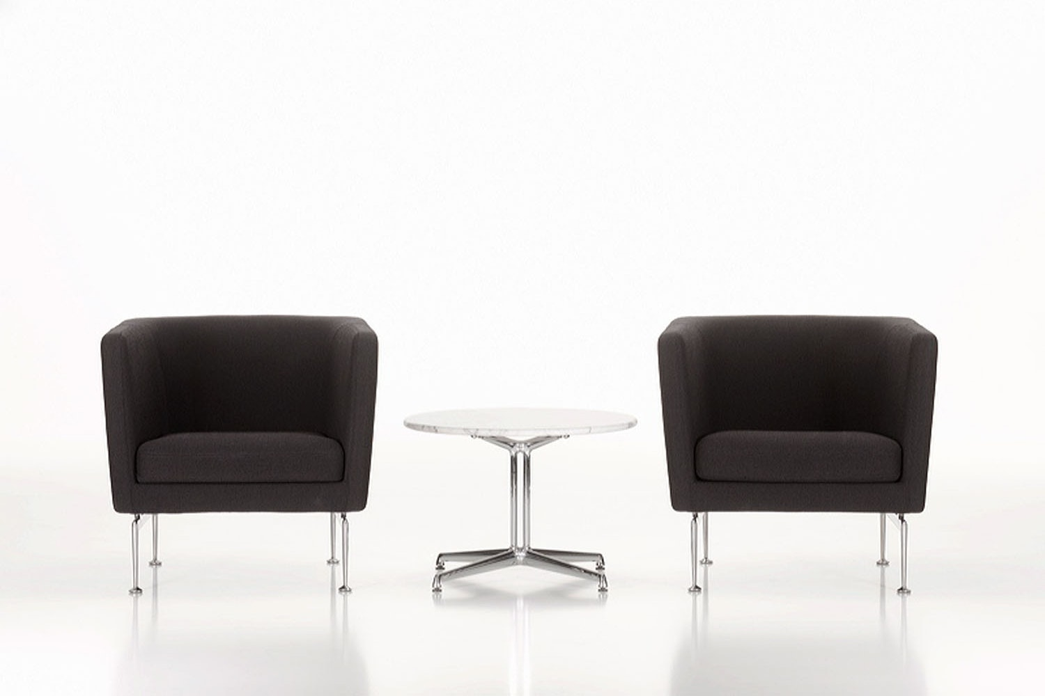 Suita Club Armchair by Antonio Citterio for Vitra