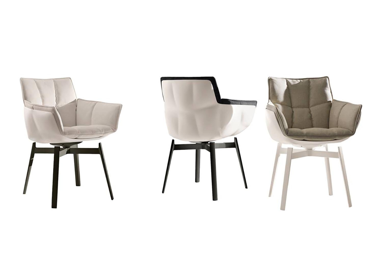 Husk Outdoor Chair by Patricia Urquiola for B&B Italia