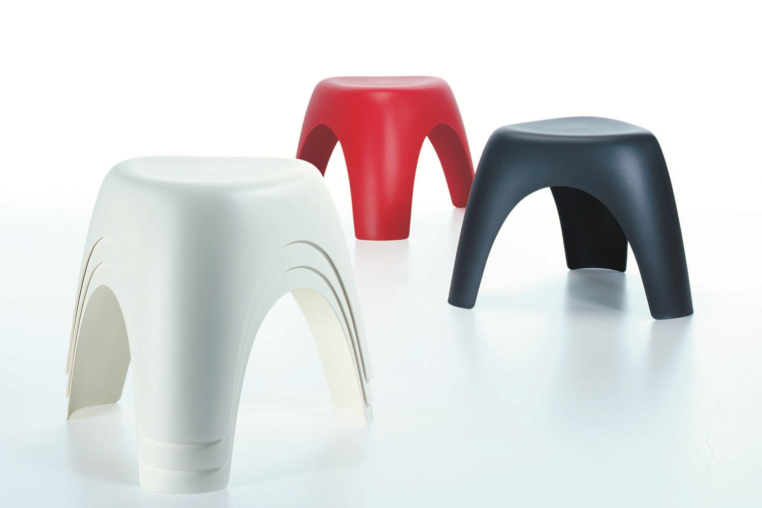 Elephant Stool by Sori Yanagi for Vitra