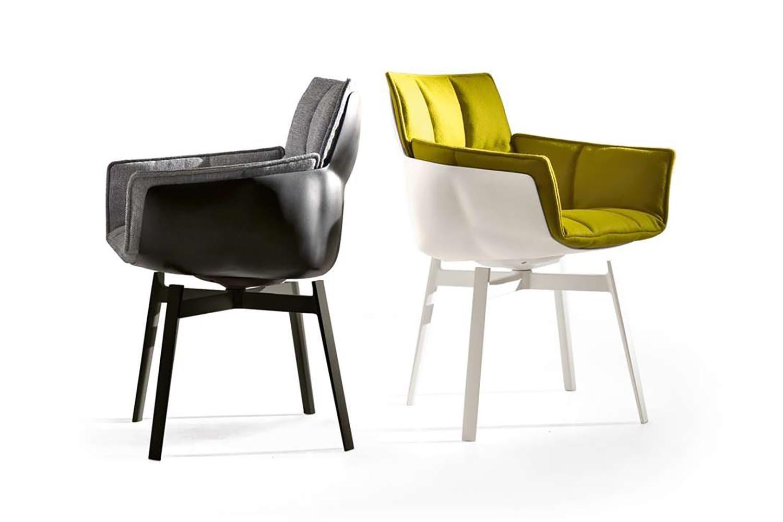 Husk Chair by Patricia Urquiola for B&B Italia