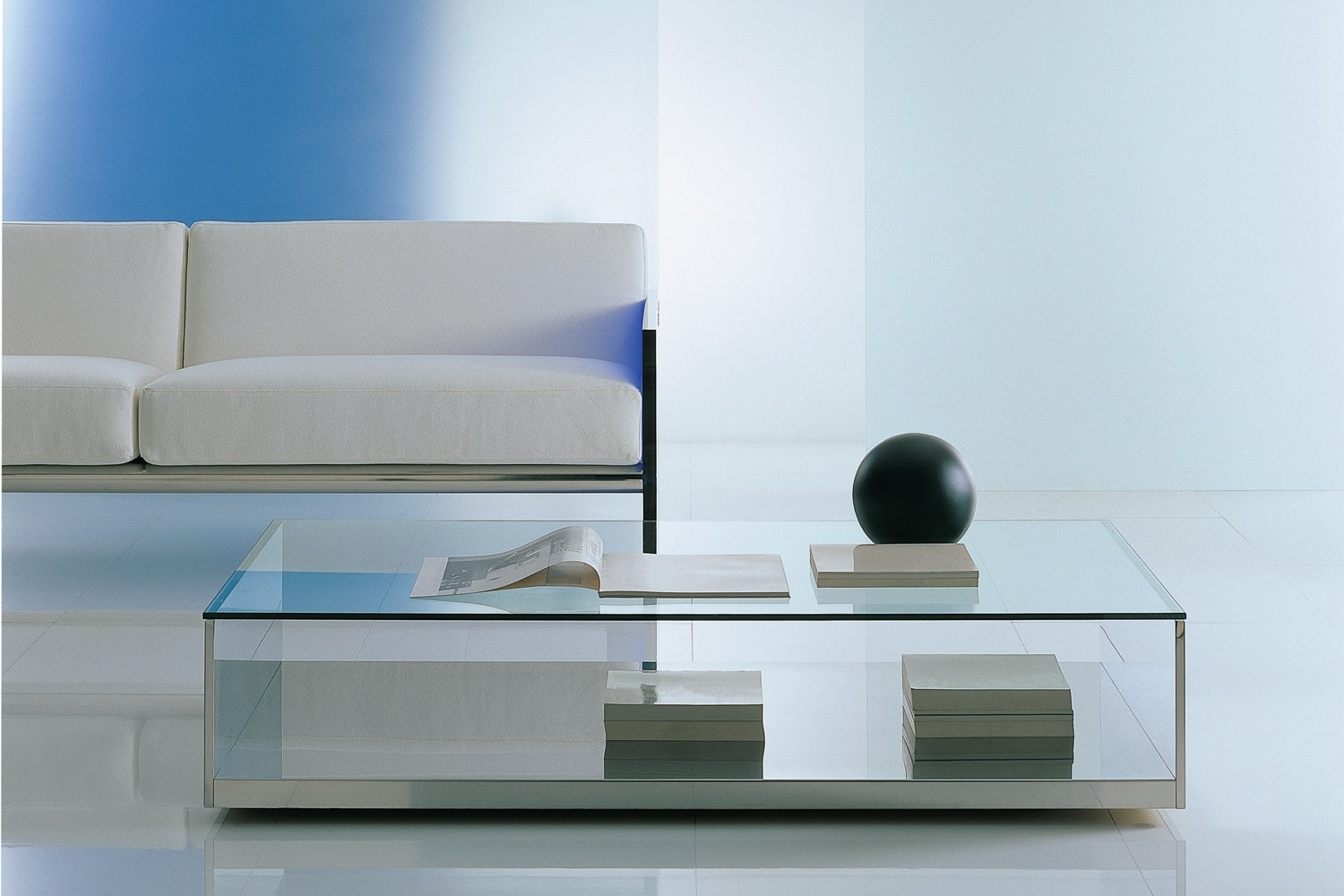 Litt Coffee Table by Gabriele & Oscar Buratti for Acerbis