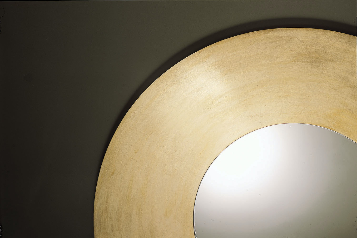 Lago Dorato Mirror by Lella & Massimo Vignelli for Acerbis