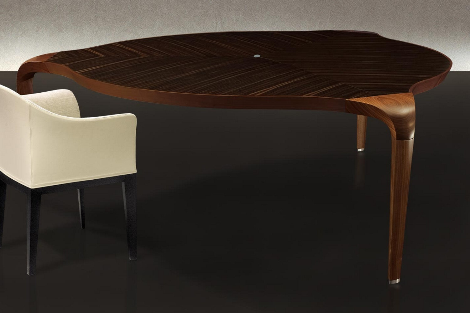 Erasmo 2010 Table by Massimo Scolari for Giorgetti