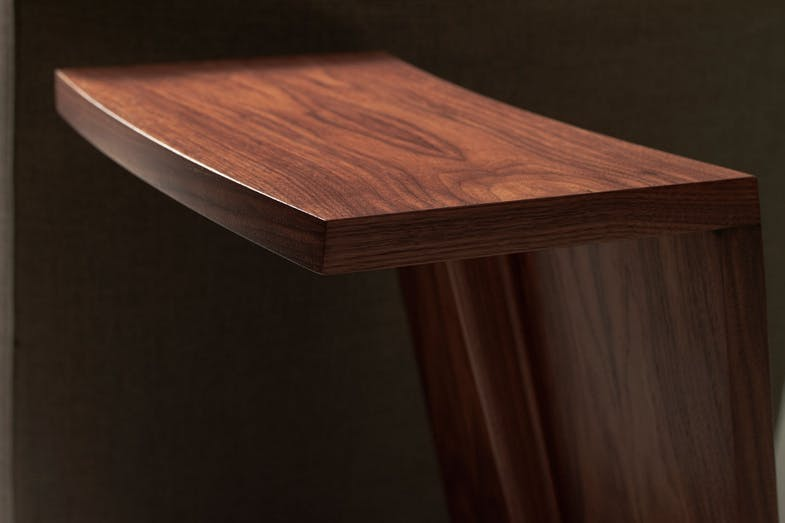 Mould Side Table by Andrei Munteanu for Giorgetti
