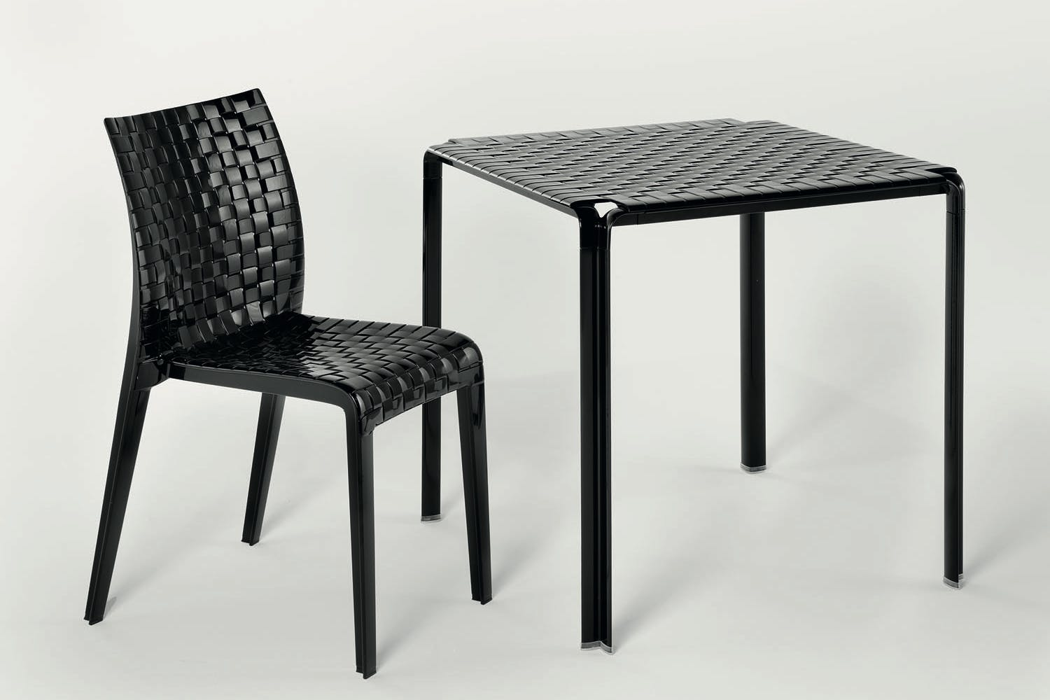 ami ami table by tokujin yoshioka for kartell  space furniture - ami ami table by tokujin yoshioka for kartell