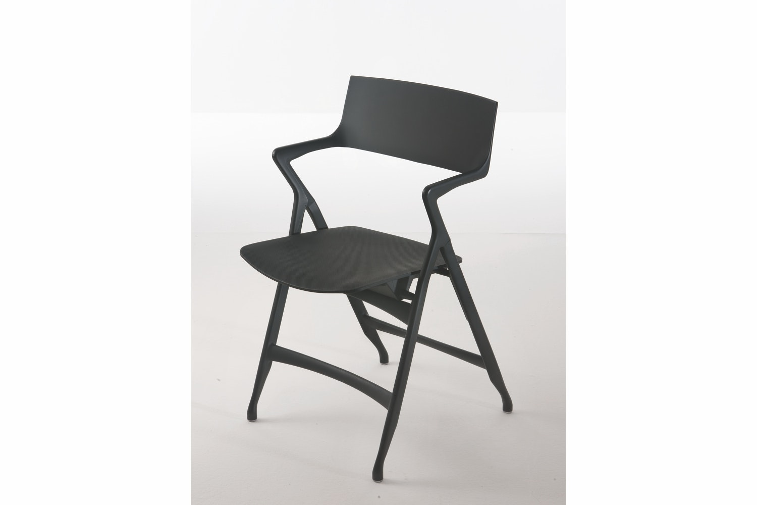 Dolly Chair with Arms by Antonio Citterio with Oliver Low for Kartell