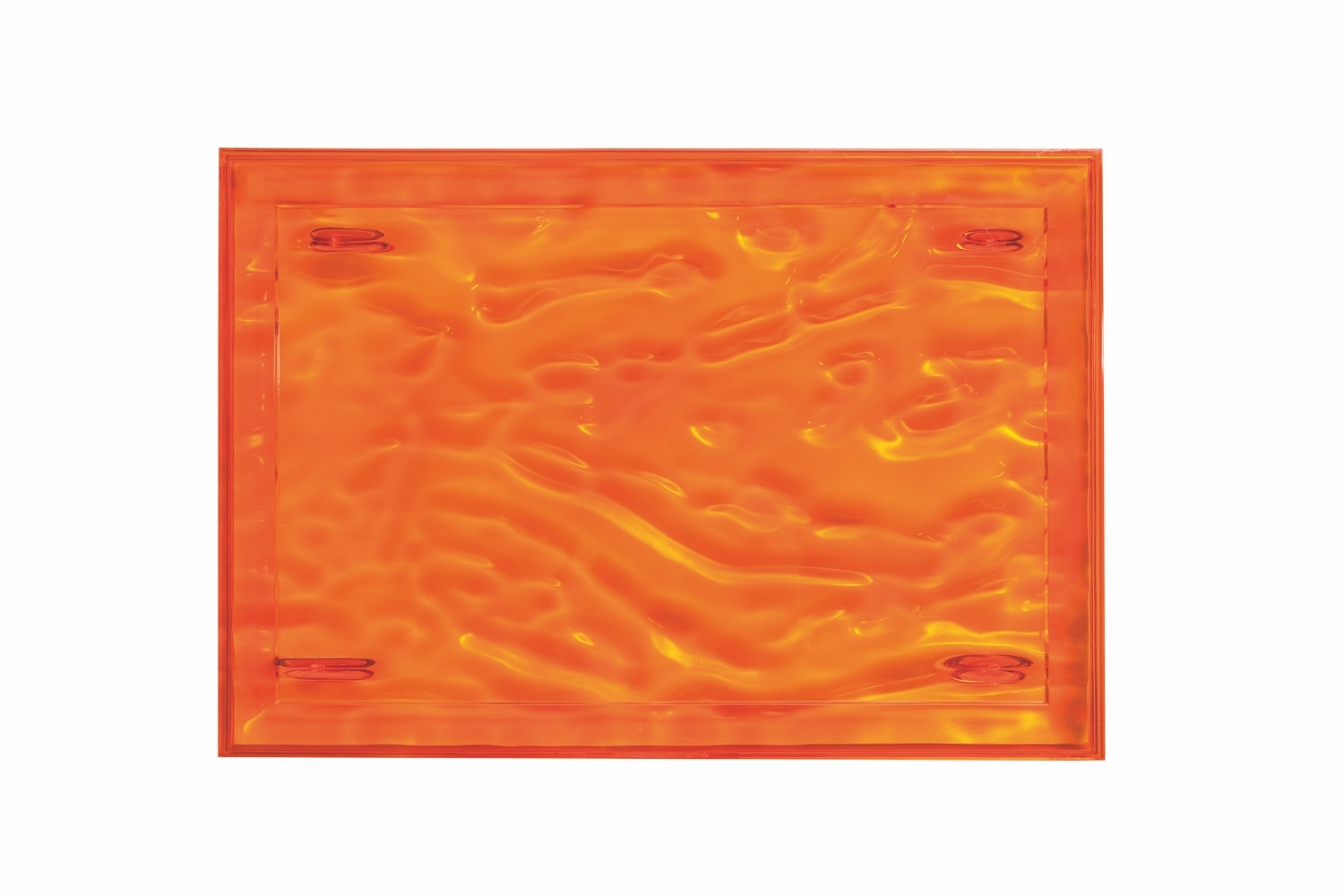 Dune Small Tray by Mario Bellini for Kartell