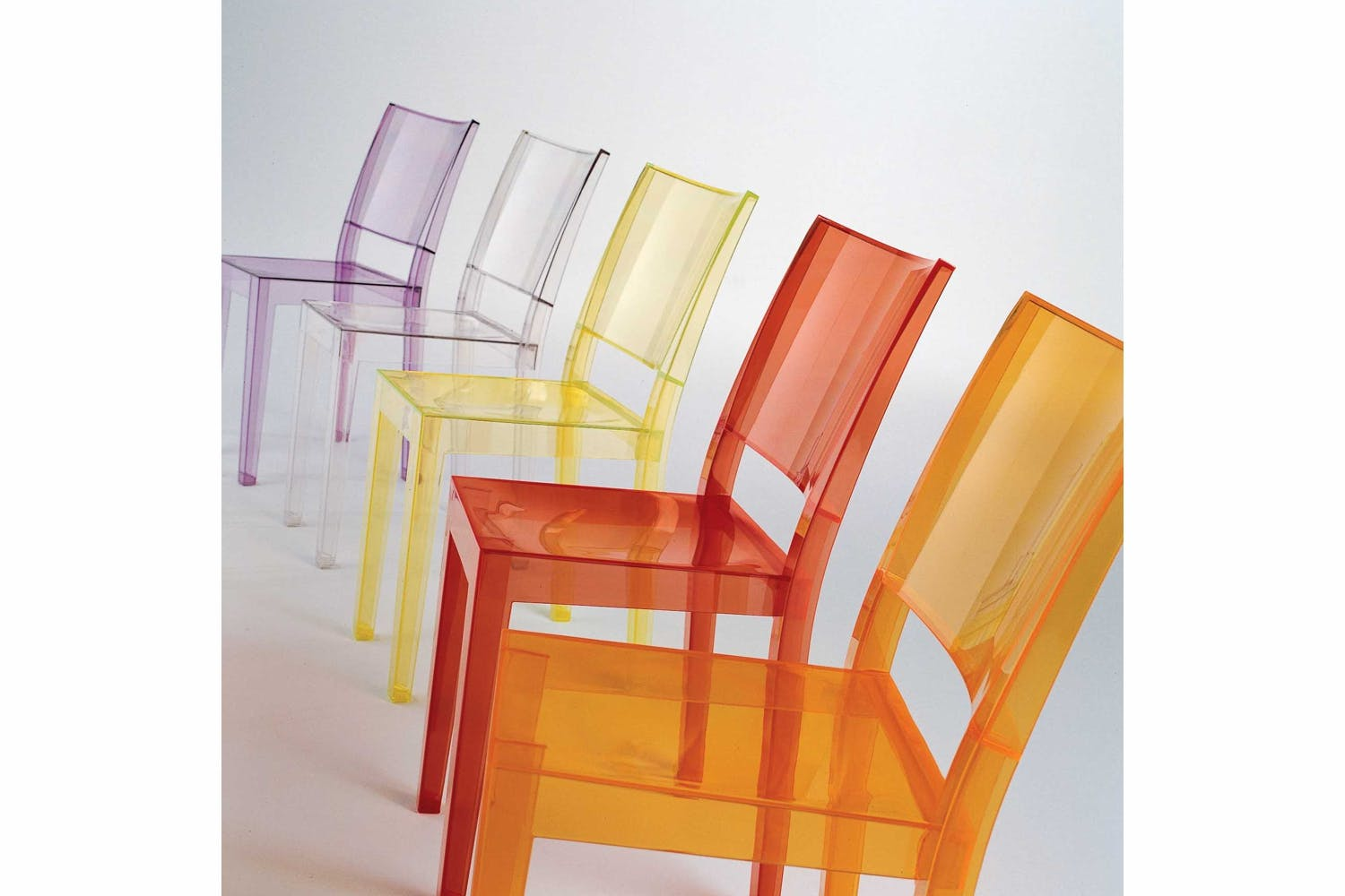 La Marie Chair by Philippe Starck for Kartell | Space Furniture
