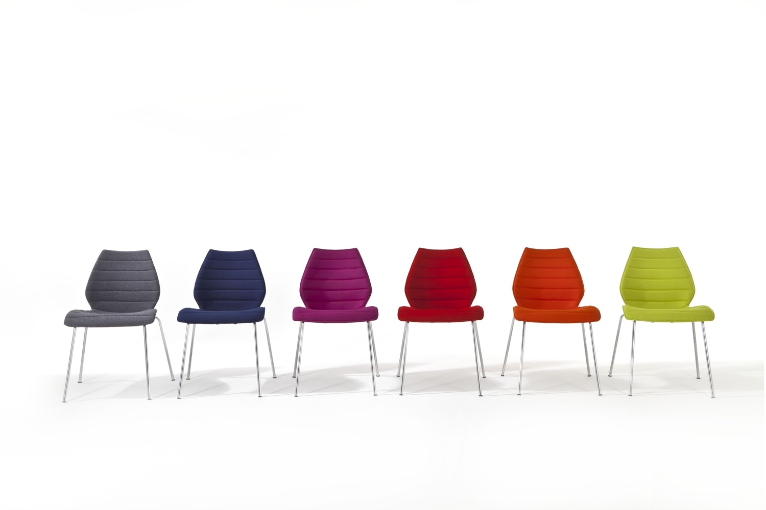 Maui Soft Chair by tribute to Vico Magistretti for Kartell
