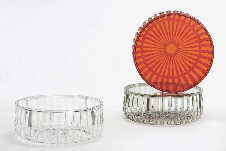 Panier Low Table by Ronan & Erwan Bouroullec for Kartell