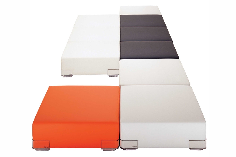 Plastics Sofa by Piero Lissoni for Kartell