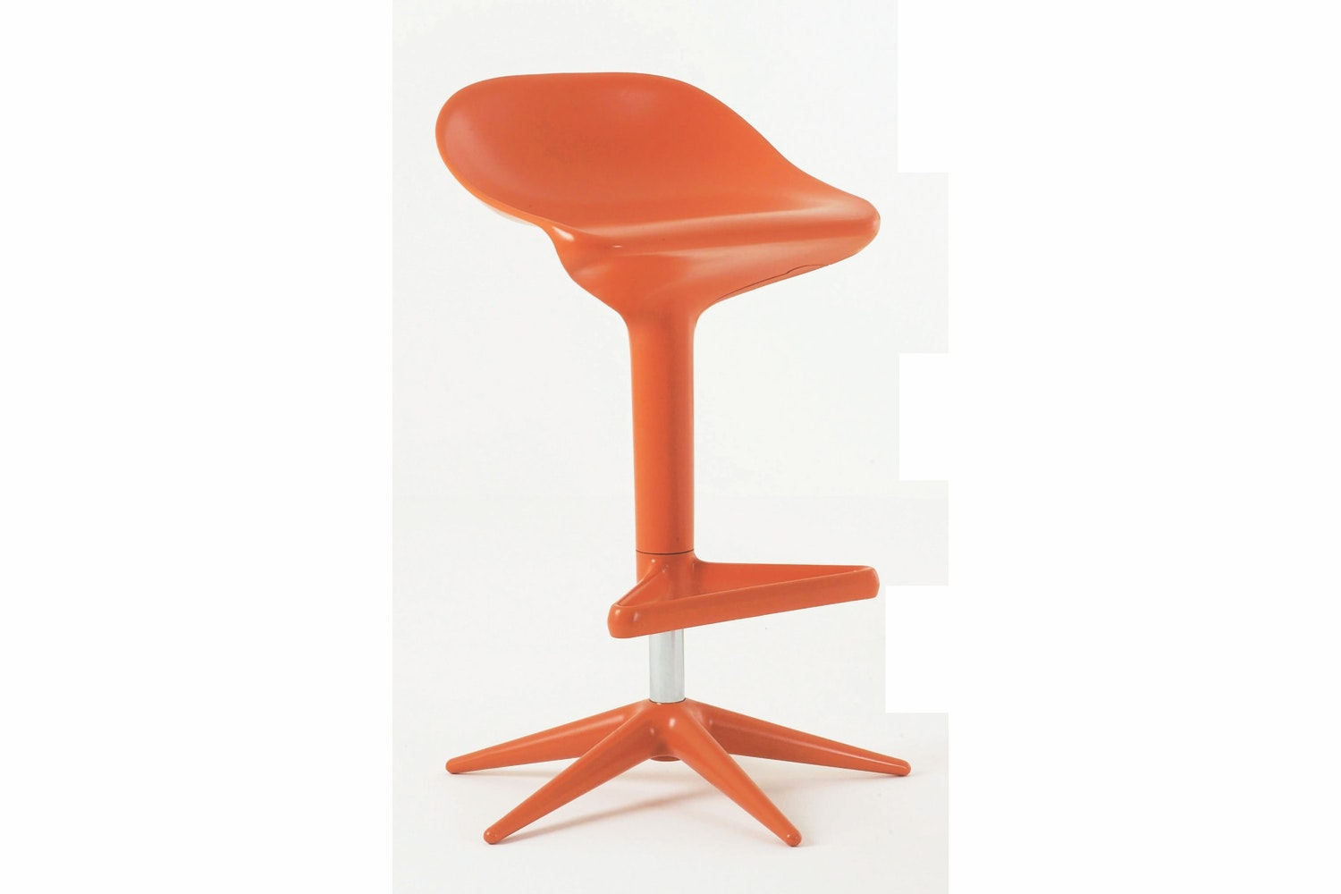 Spoon Stool by Antonio Citterio with Toan Nguyen for Kartell