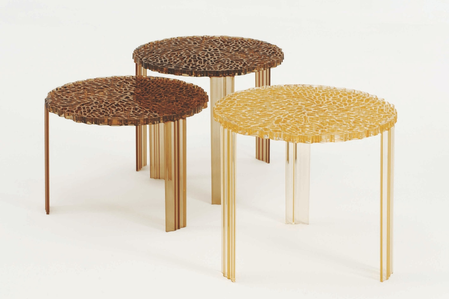 T-Table Low Table by Patricia Urquiola for Kartell
