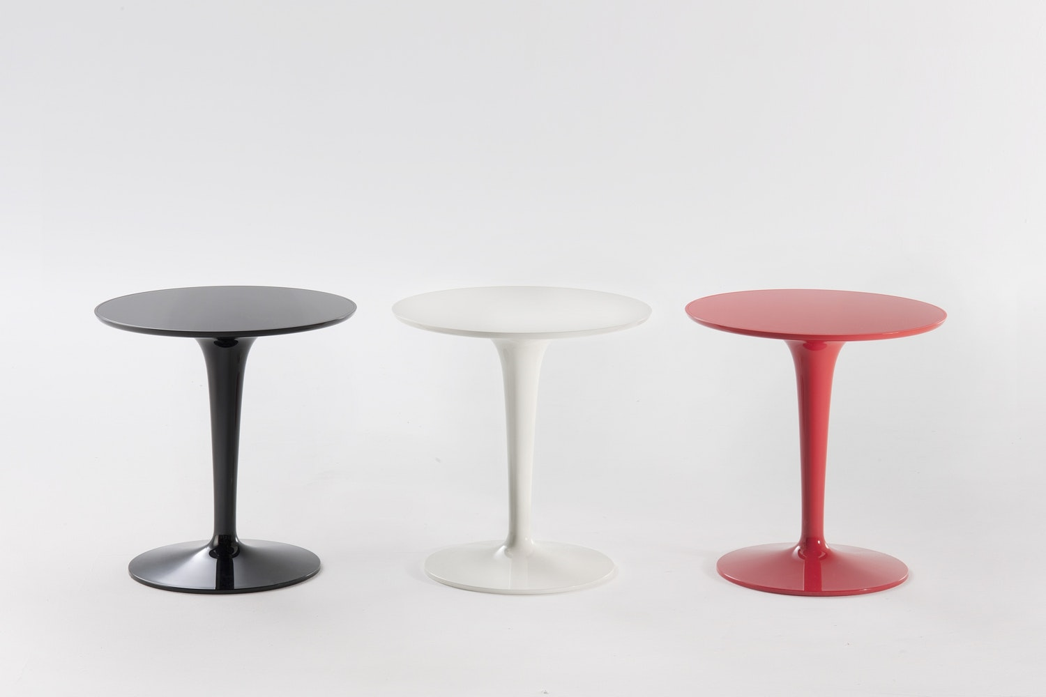 TipTop Mono Table by Philippe Starck with Eugeni Quitllet for Kartell