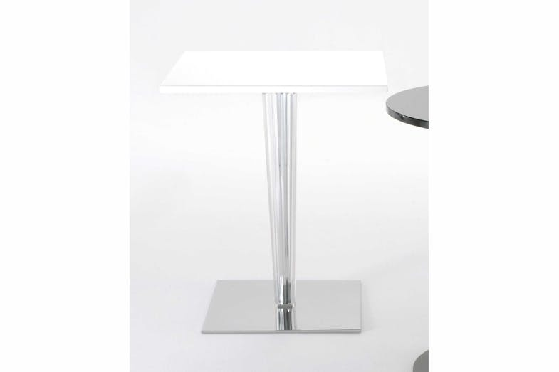 TopTop Glossy Table by Philippe Starck with Eugeni Quitllet for Kartell