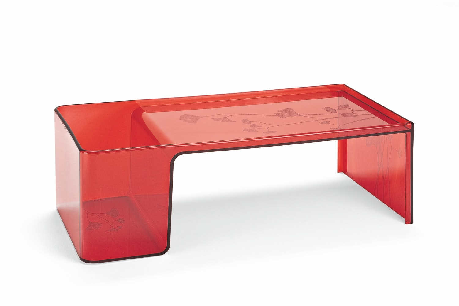 Usame Low Table by Patricia Urquiola for Kartell
