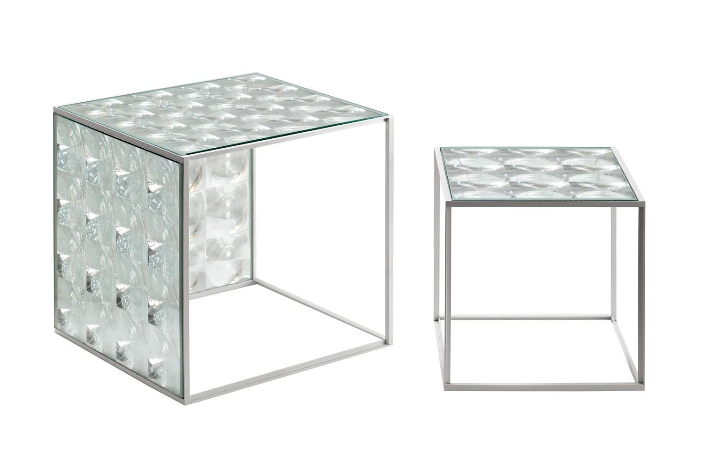 Lens Small Table by Patricia Urquiola for B&B Italia