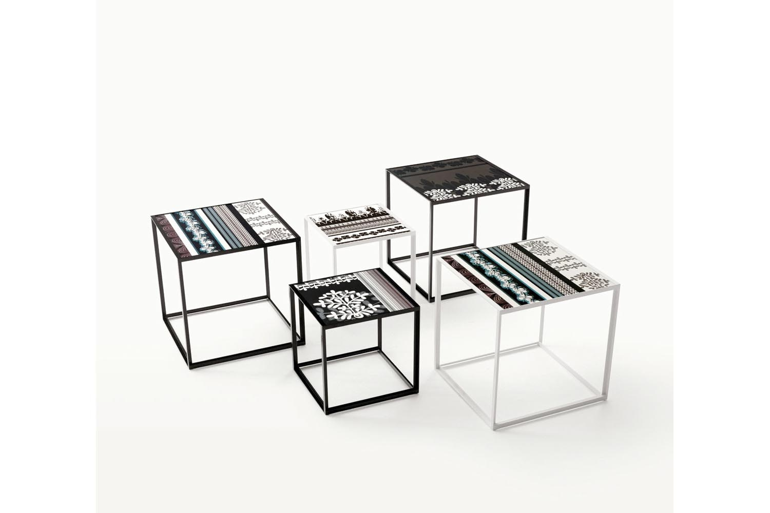 Canasta Side Table by Patricia Urquiola for B&B Italia