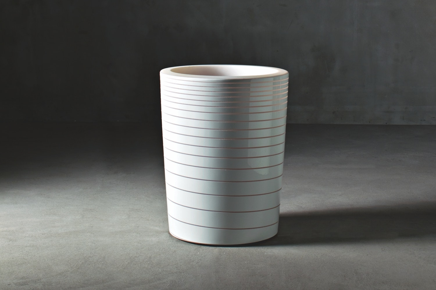 Grand Jane Pot by Marc Sadler for Serralunga