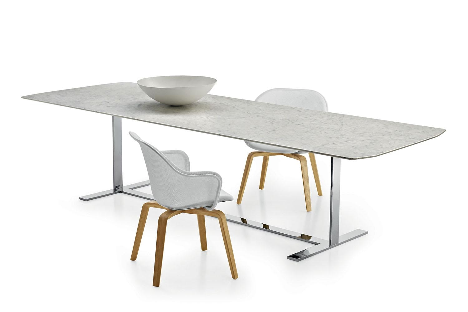 Eileen Table by Antonio Citterio for B&B Italia