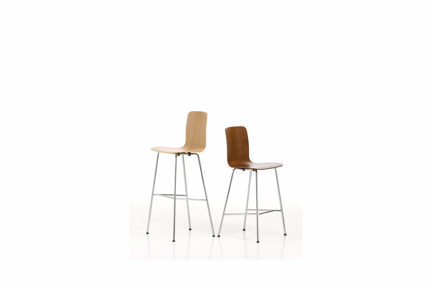 HAL Ply Stool by Jasper Morrison for Vitra