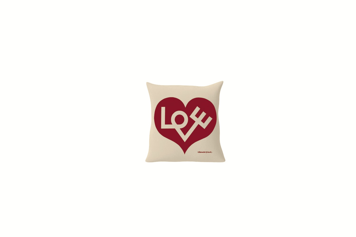 Suita Love Cushion by Antonio Citterio for Vitra