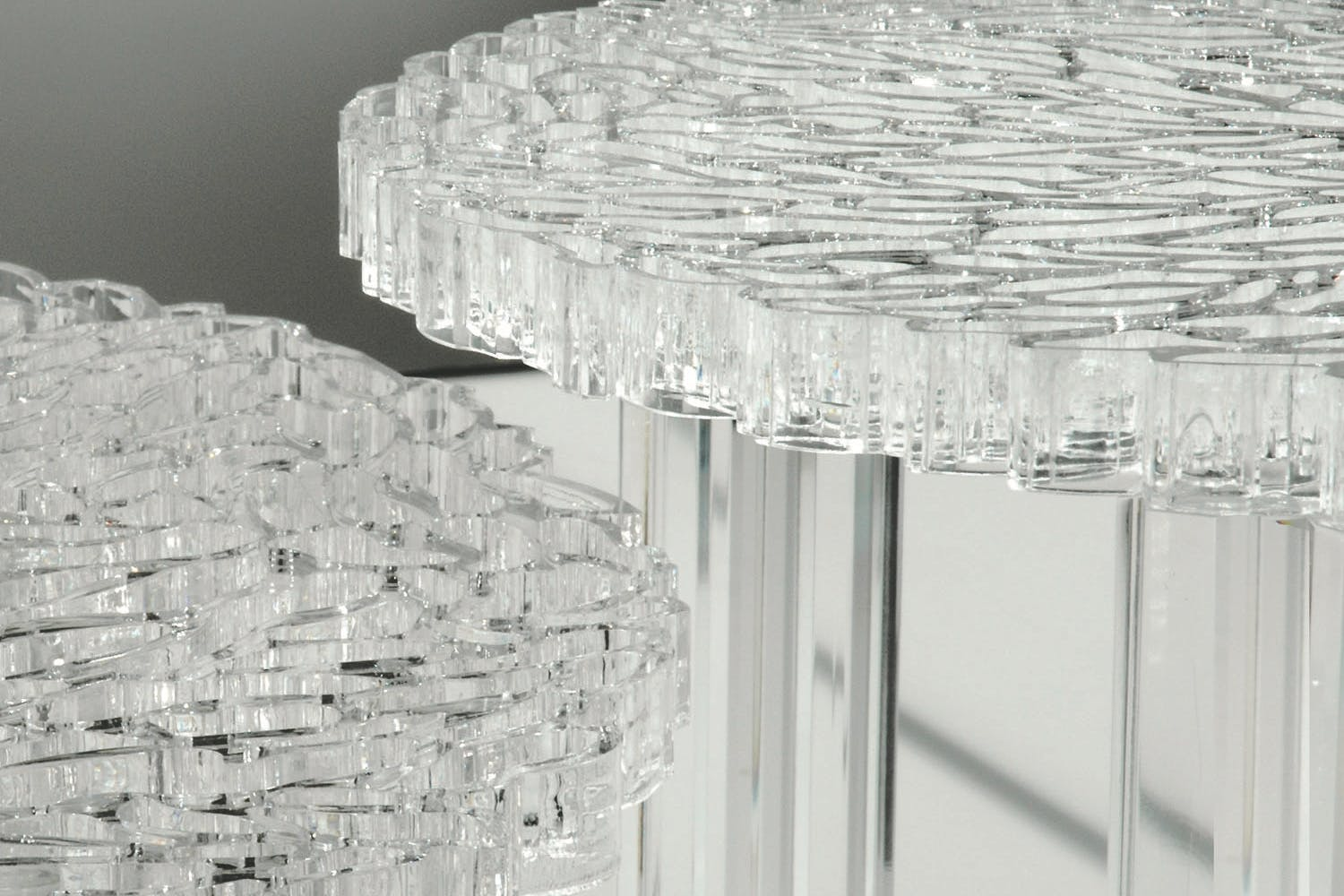 T-Table High by Patricia Urquiola for Kartell   Space Furniture