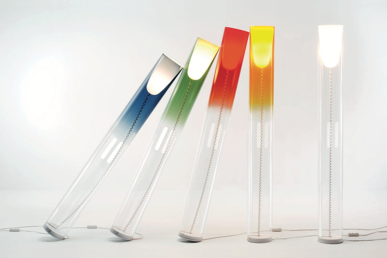 Toobe Floor Lamp by Ferruccio Laviani for Kartell