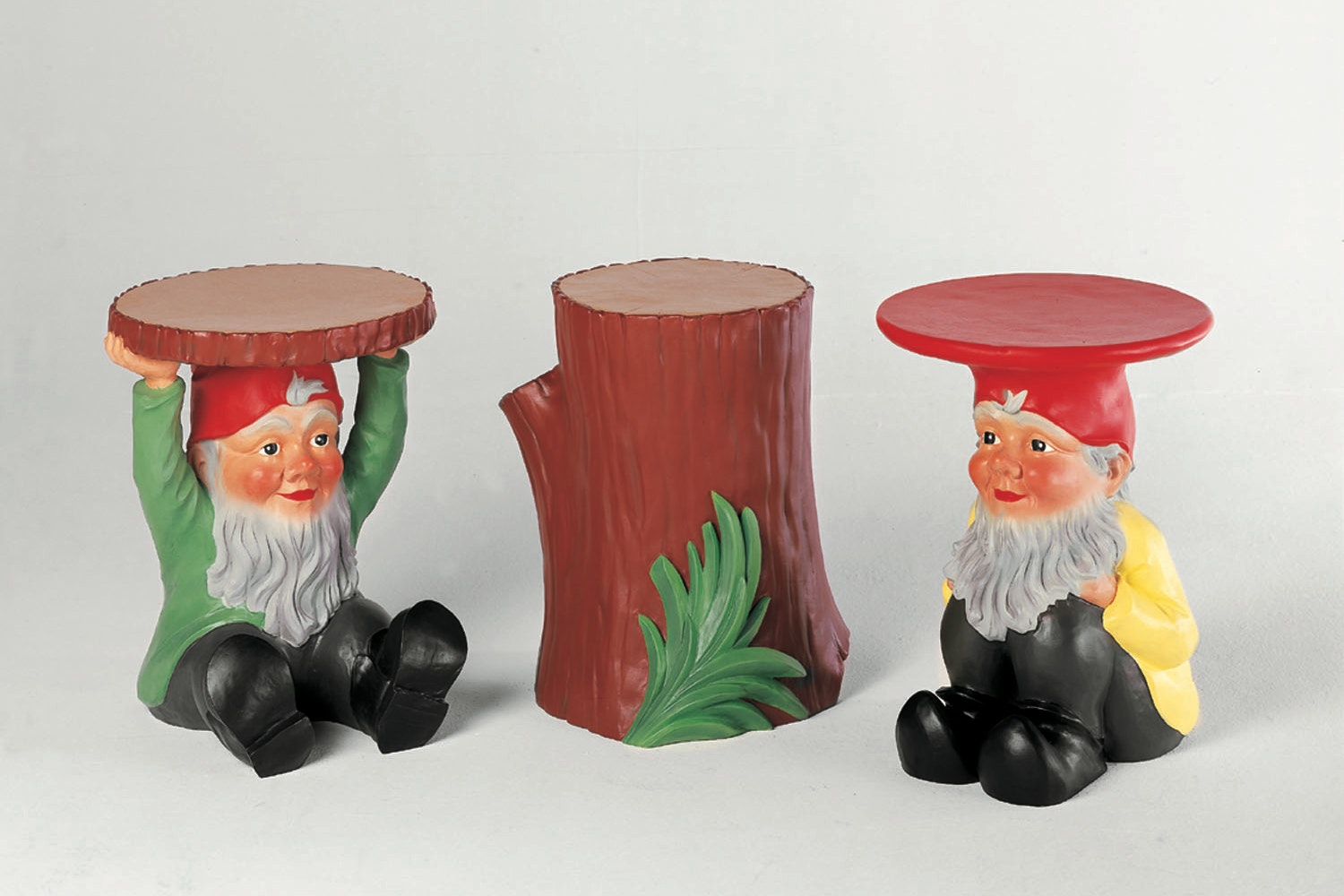 Gnomes Stool by Philippe Starck for Kartell