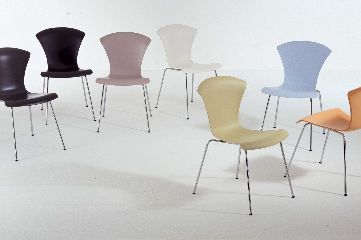 Nihau Chair by Vico Magistretti for Kartell