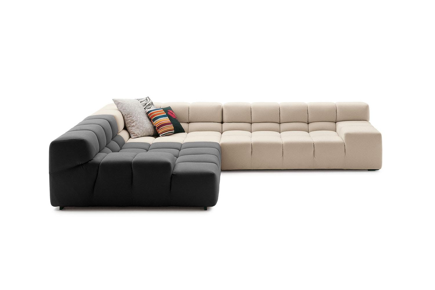 Tufty-Time Sofa by Patricia Urquiola for B&B Italia