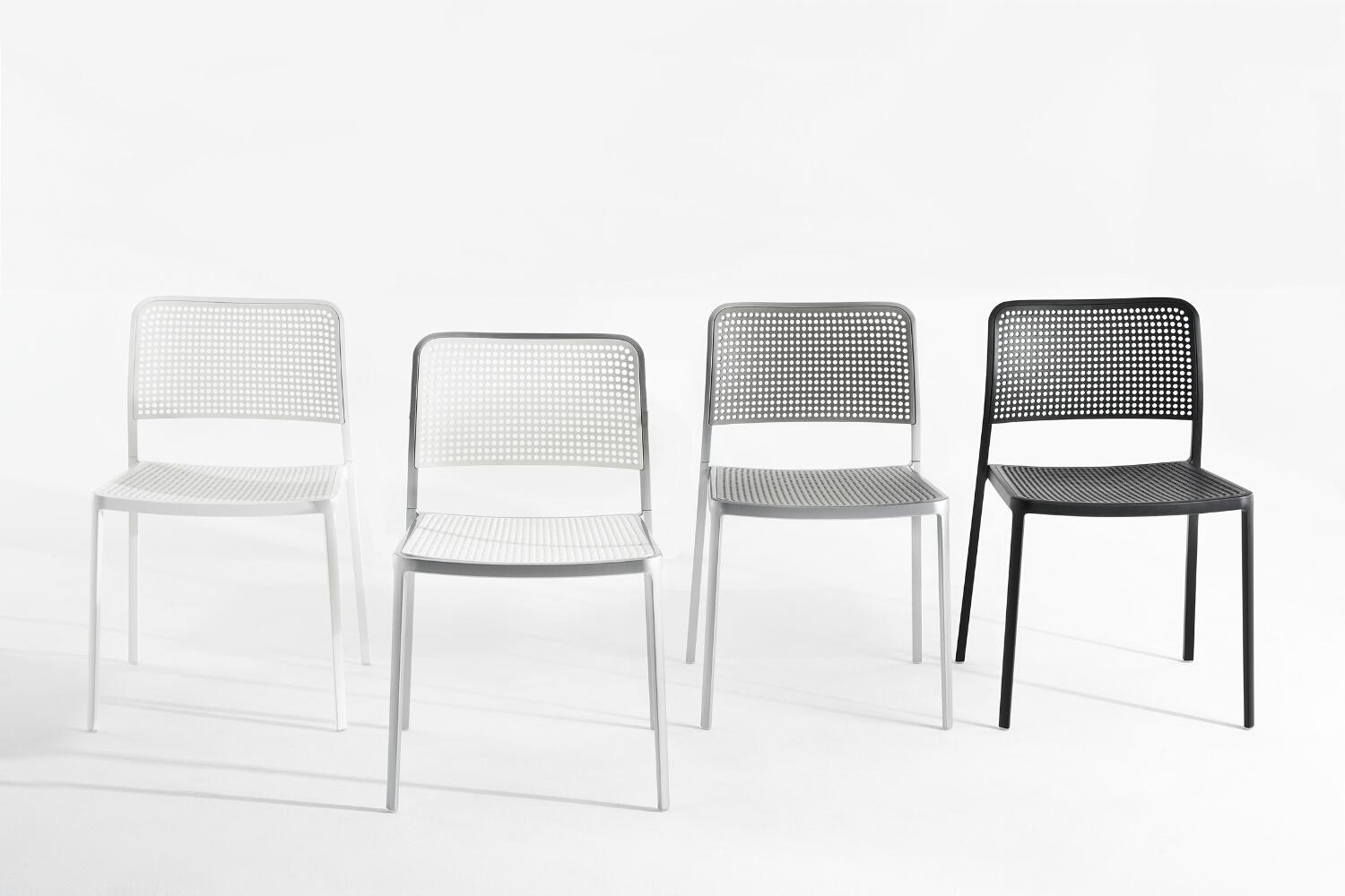 Audrey Chair by Piero Lissoni for Kartell