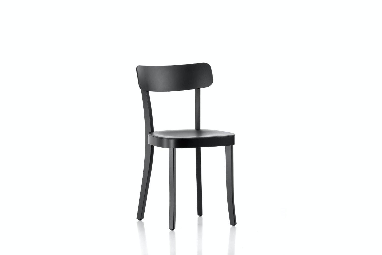 Basel Chair Basic Dark by Jasper Morrison for Vitra