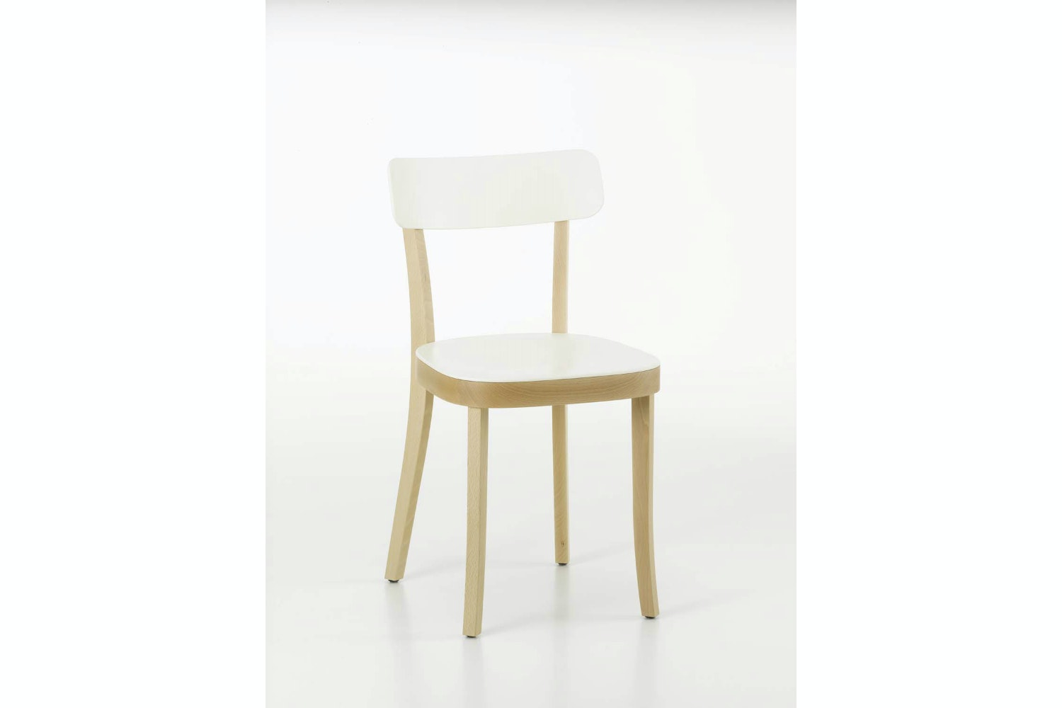 Basel Chair Cream by Jasper Morrison for Vitra