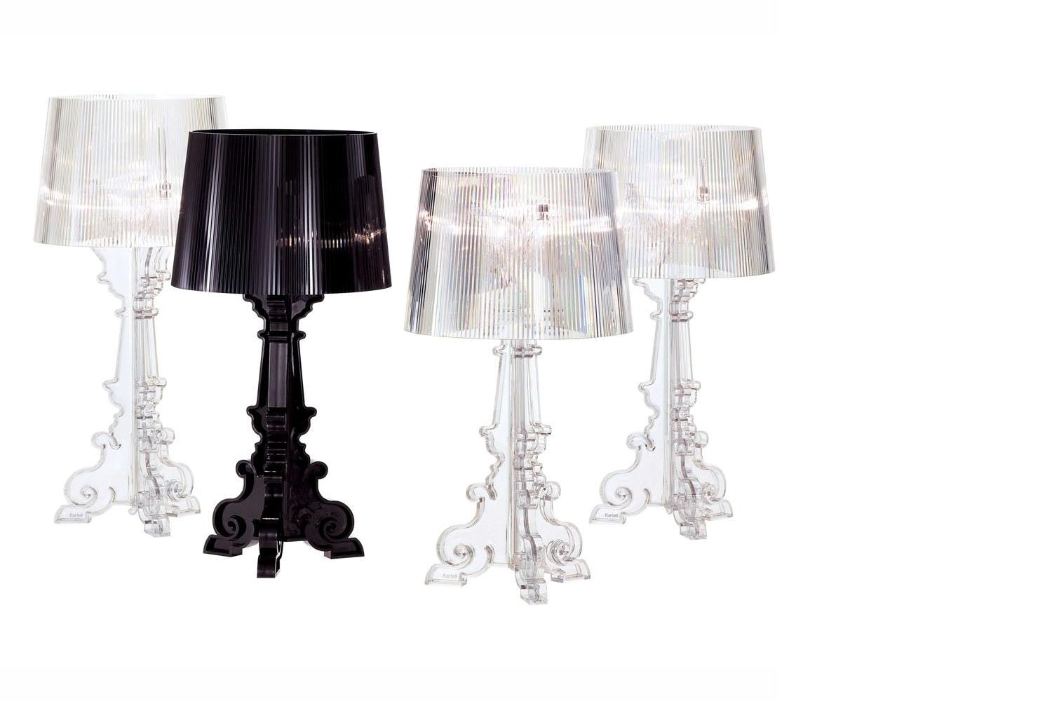 Bourgie Table Lamp by Ferruccio Laviani for Kartell