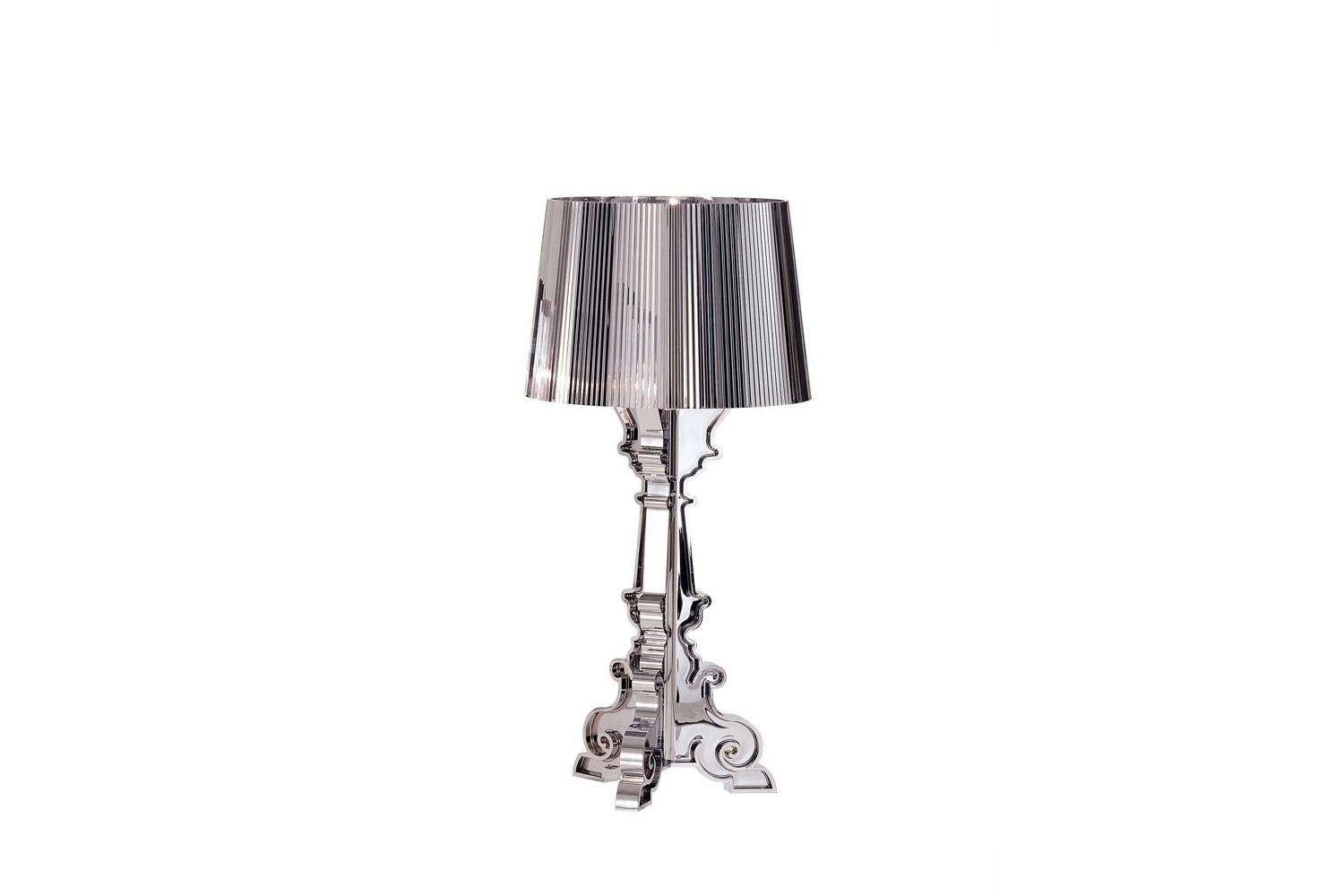 Bourgie Metallic Table Lamp by Ferruccio Laviani for Kartell
