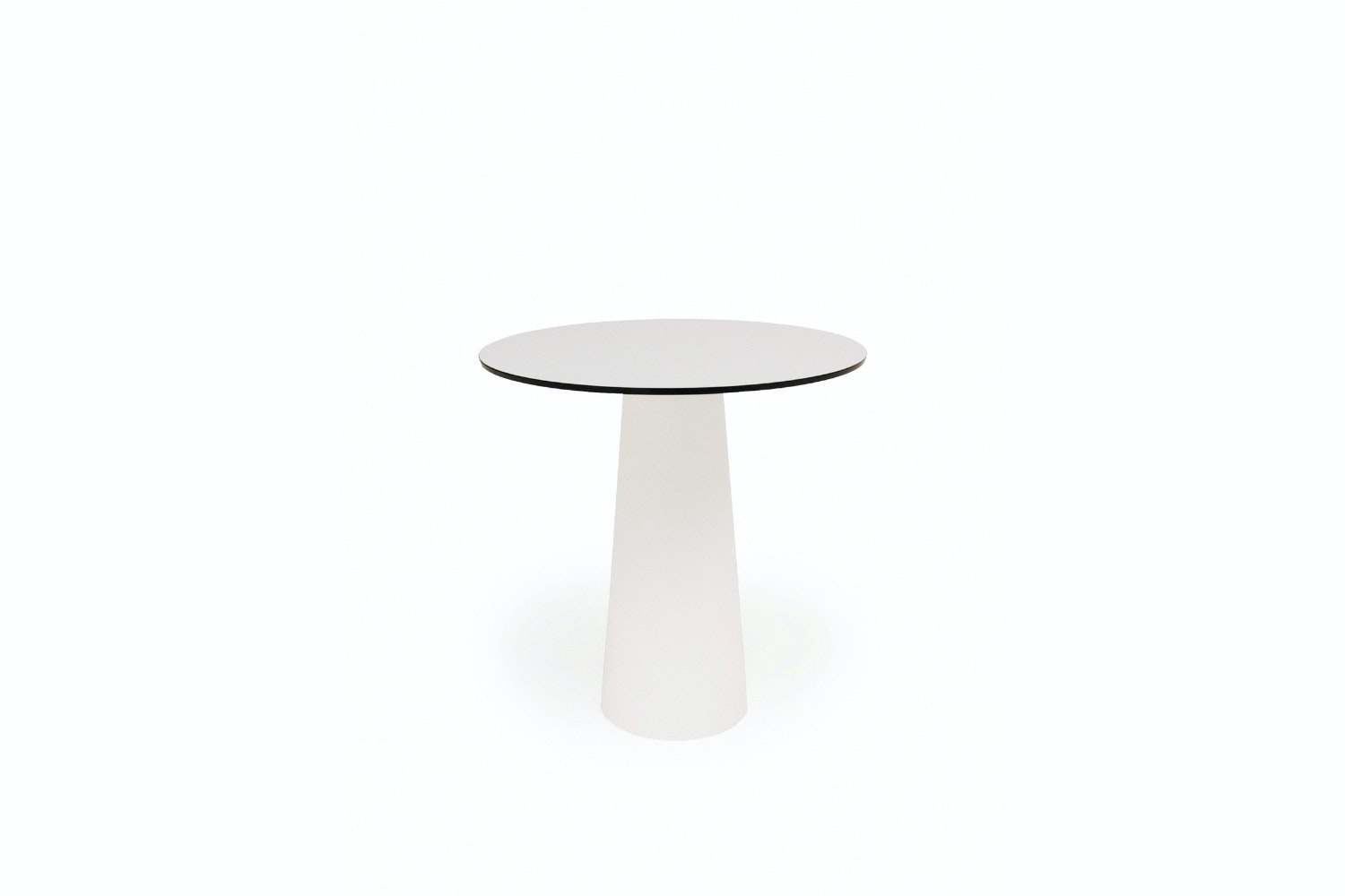 Container Table HPL Round 70cm by Marcel Wanders for Moooi