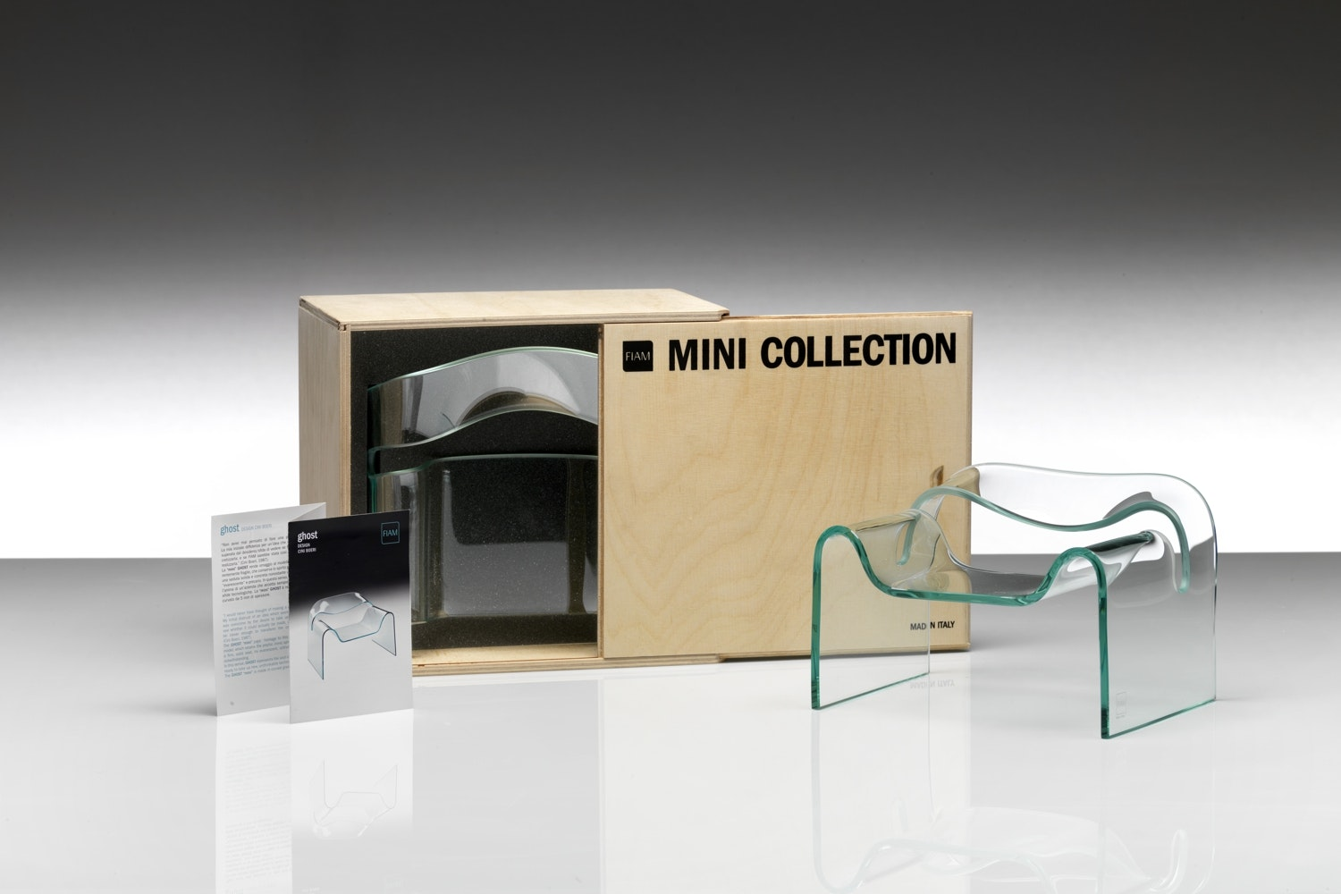Mini Collection Miniatures by Fiam Italia
