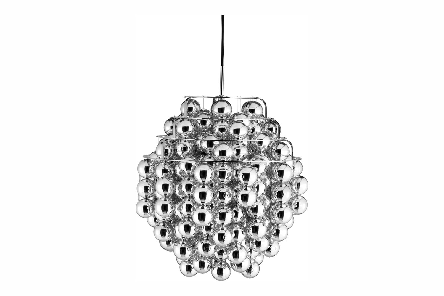 Ball Pendant Lamp by Verner Panton for Verpan