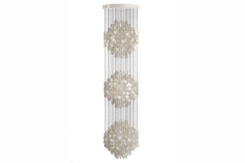 Fun Large Suspension Lamp by Verner Panton for Verpan