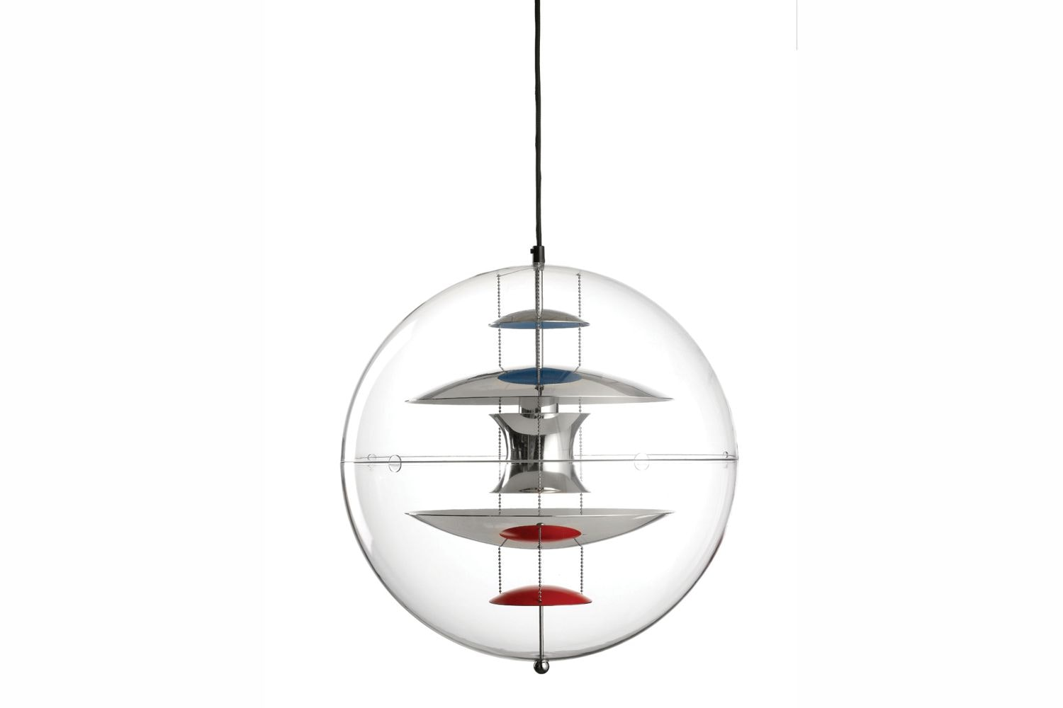 VP Globe Large Pendant Lamp by Verner Panton for Verpan