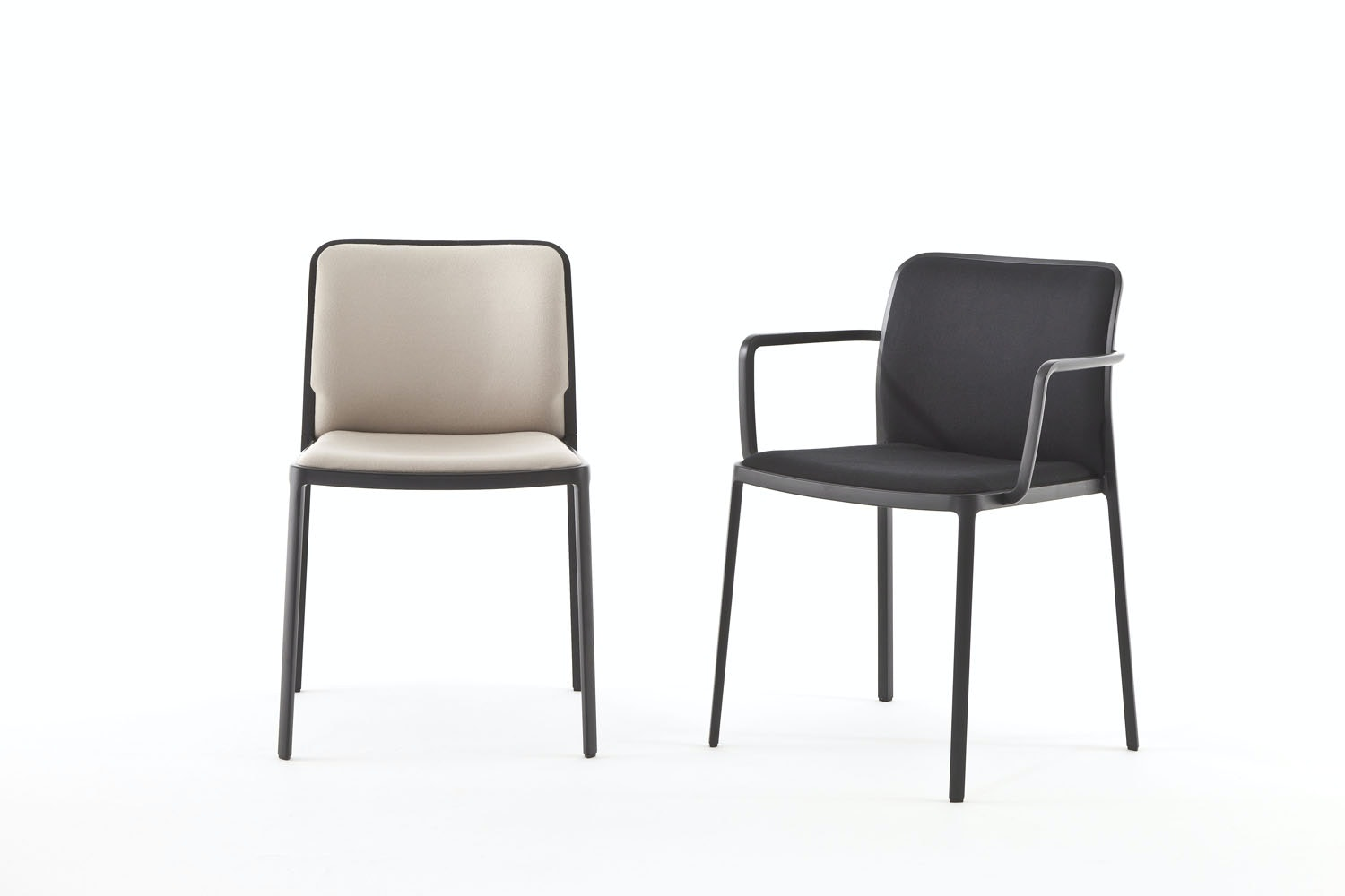 Audrey Soft Chair by Piero Lissoni for Kartell