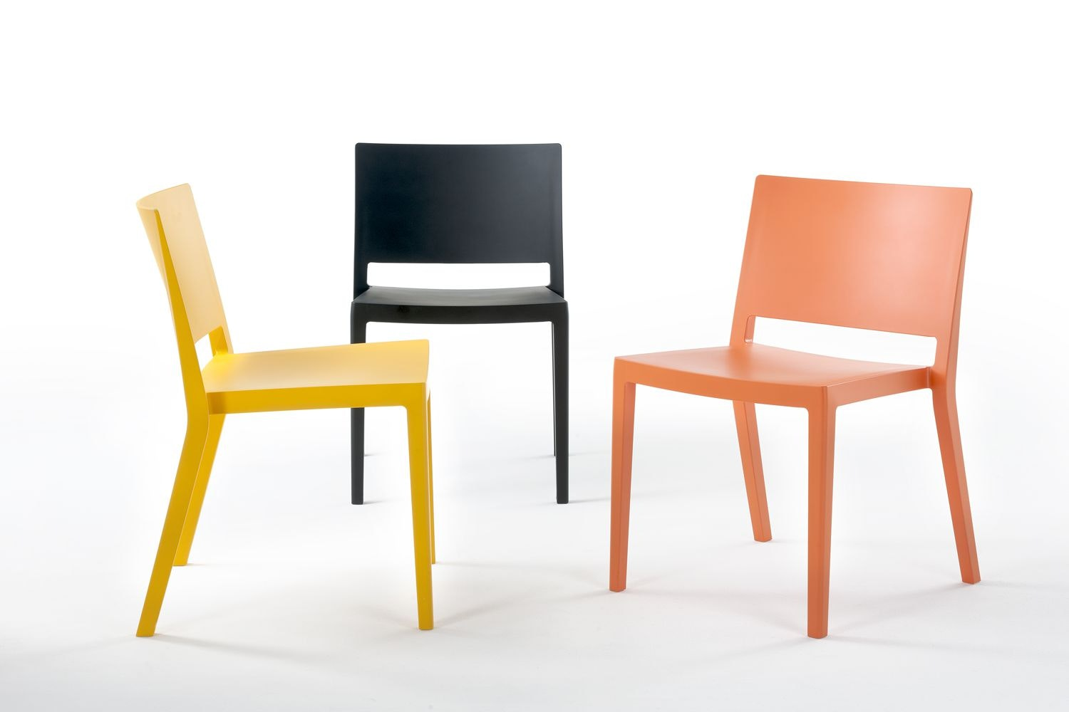 Lizz Mat Chair by Piero Lissoni for Kartell