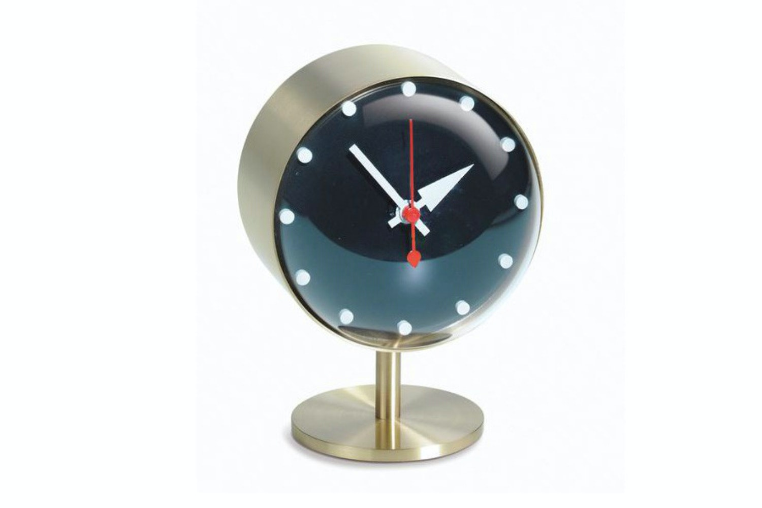 Night Clock by George Nelson for Vitra