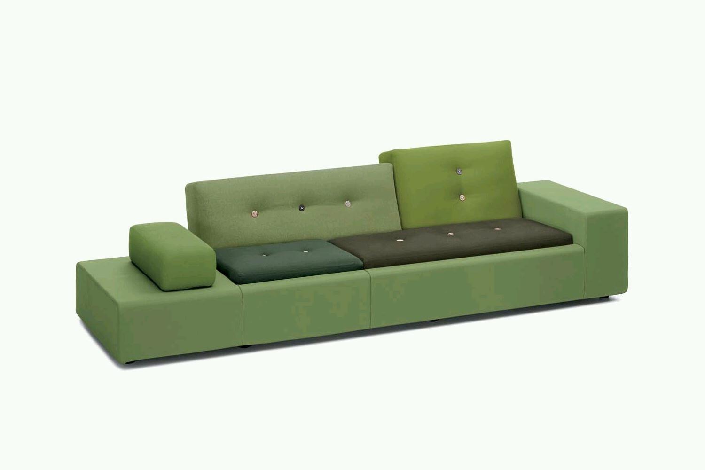 Polder Sofa XL by Hella Jongerius for Vitra
