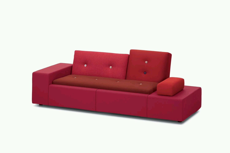 Polder Sofa XS by Hella Jongerius for Vitra
