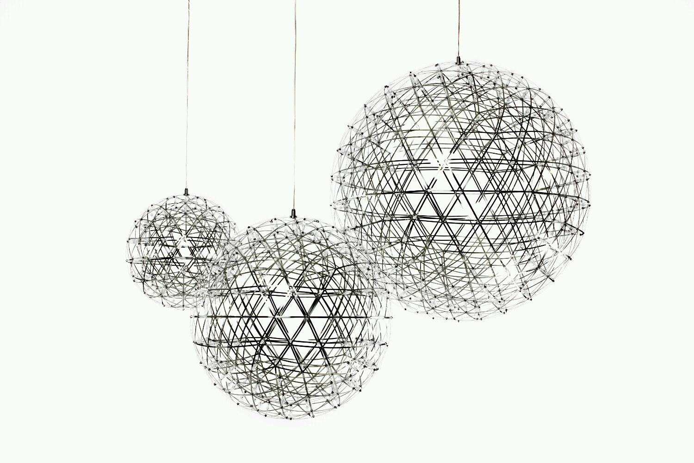 Raimond Medium Suspension Lamp by Raimond Puts for Moooi